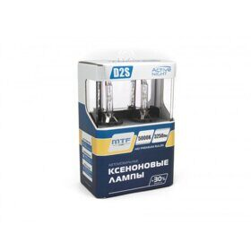 Ксеноновые лампы MTF Light D2S ACTIVE NIGHT +30%, 3250lm, 5000K, 35W, 85V